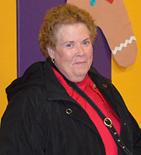 Mercedes Clifford, Retired East Providence teacher